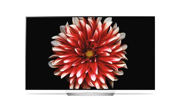 3 טלוויזיה LG SMART OLED 4K, מסך 55 אינץ'