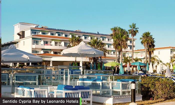 """7 סופ""""ש Black Friday בפאפוס, קפריסין - מלון הכול כלול"""