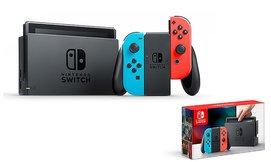 קונסולת משחקים Nintendo Switch
