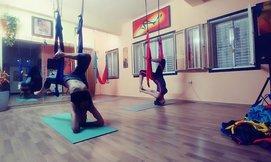 שיעור יוגה ערסלים בחיפה