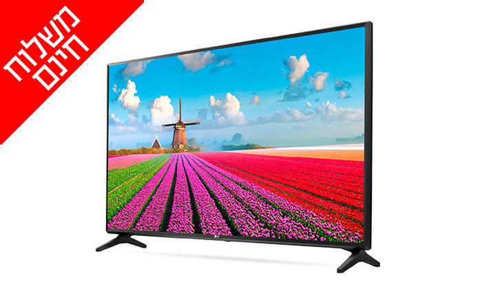 4 טלוויזיה LG SMART HD, מסך 55 אינץ'