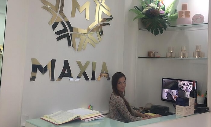 4 עיסוי פנים ב-Beauty Clinic Maxia, אשדוד