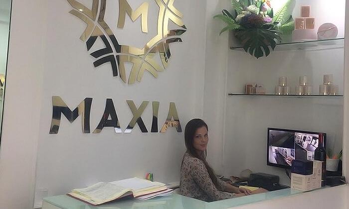 4 עיסוי פנים ב-Beauty Clinic Maxia, אשדוד