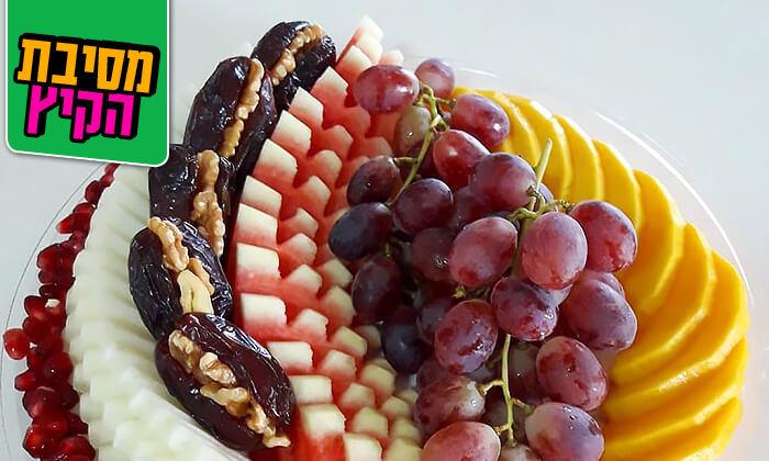 7 מגש פירות של 'פריטי פרי', משלוחים ברחבי הארץ