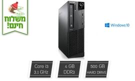 נייח DELL, HP או i3 LENOVO