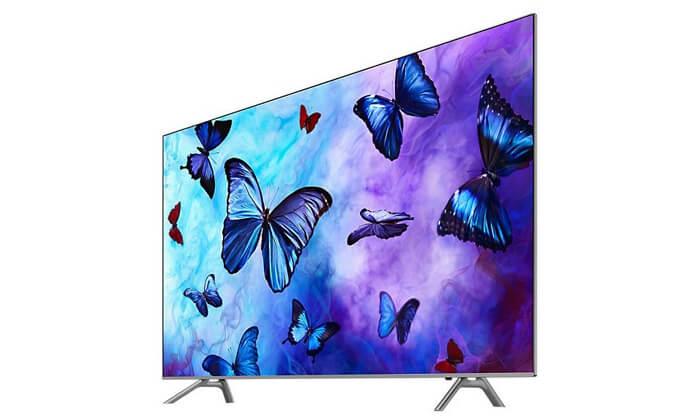 2 טלוויזיה חכמה Hisense ULED, מסך 75 אינץ' - משלוח חינם!