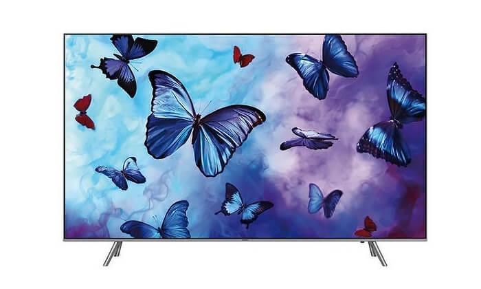 2 טלוויזיה חכמה 4K SAMSUNG, מסך 55 אינץ' - משלוח חינם!