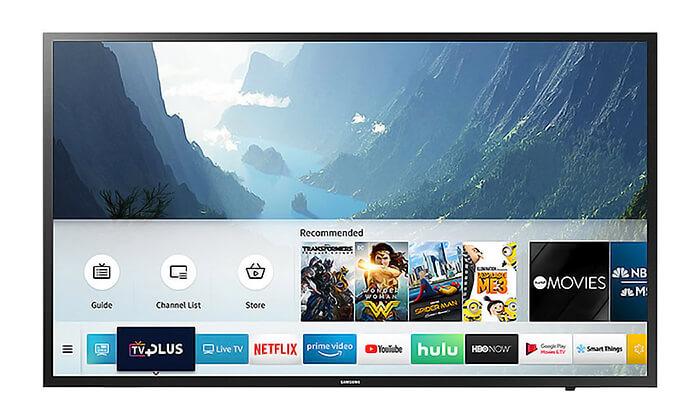 2 טלוויזיה SAMSUNG SMART, מסך 49 אינץ'