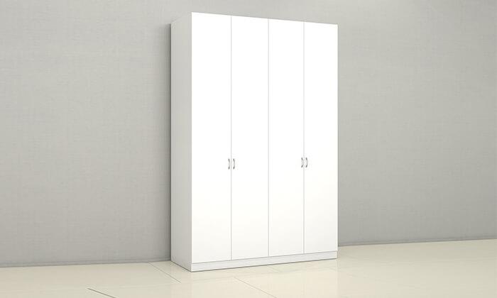 8 ארון בגדים 4 דלתות Riviera