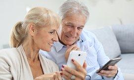 שיעורי אינטרנט והכרת הסמארטפון