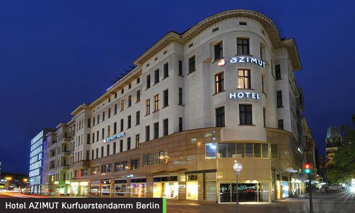 """7 חופשה בברלין, כולל סיור מודרך מתנה - תקף גם בפסח וסופ""""ש"""