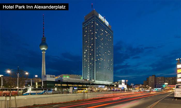 """11 חופשה בברלין, כולל סיור מודרך מתנה - תקף גם בפסח וסופ""""ש"""