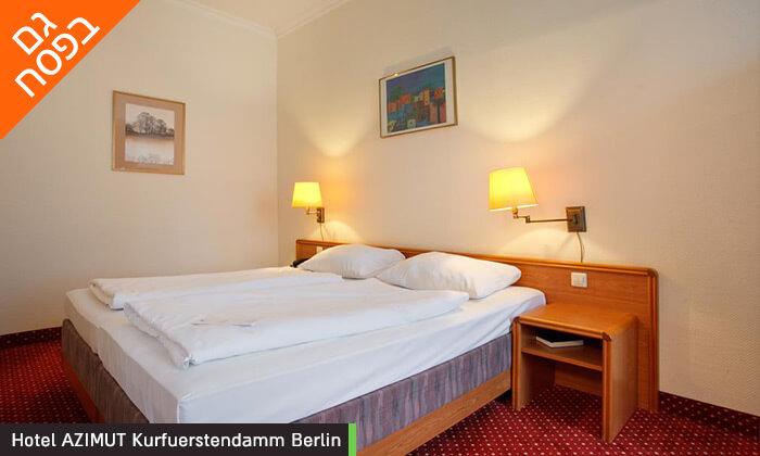 """5 חופשה בברלין, כולל סיור מודרך מתנה - תקף גם בסופ""""ש"""