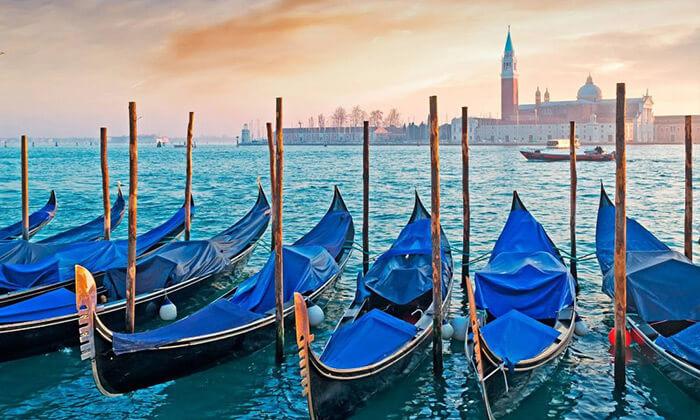 2 סוף שבוע בוונציה