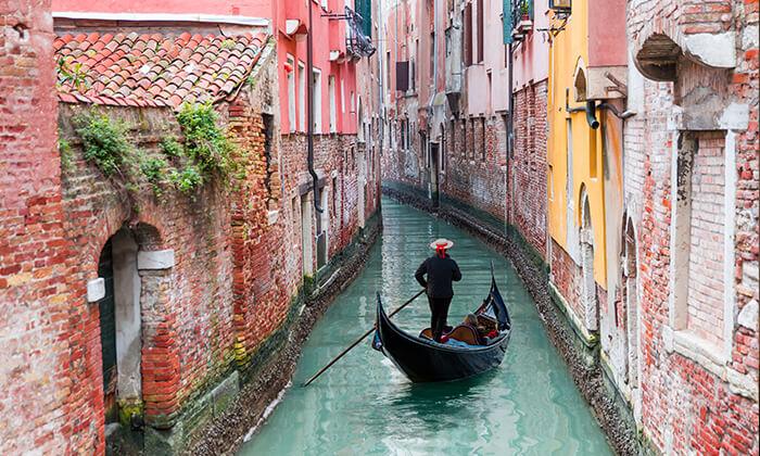 8 סוף שבוע בוונציה