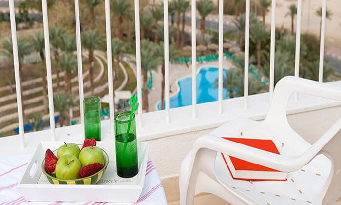 6 חופשה במלון דיוויד ים המלח