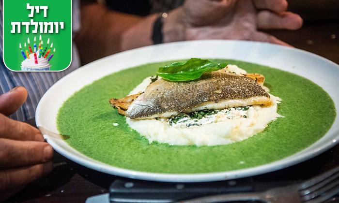 5 ארוחה זוגית ב'פפה' מסעדת שף, ראשון לציון