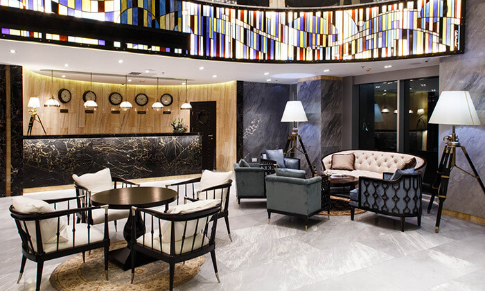 3 מלון בוטיק אקסקלוסיבי, כולל חמי געש