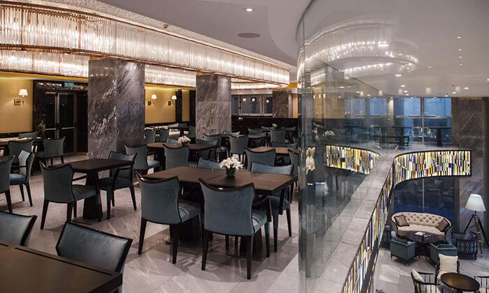 5 מלון בוטיק אקסקלוסיבי, כולל חמי געש