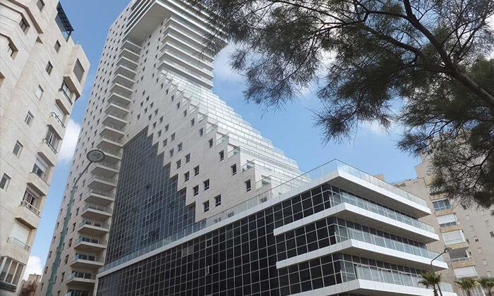 6 מלון בוטיק אקסקלוסיבי, כולל חמי געש