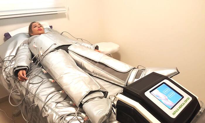 3 טיפול הצרת היקפים ומיצוק הגוף במרכז לעיצוב וחיטוב הגוף, נתניה