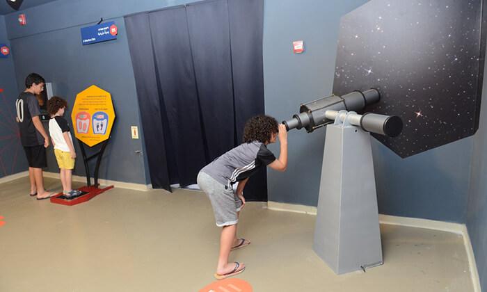 5 כניסה לפעילויות גן המדע ולתערוכה 'סיבוב על מאדים' במכון ויצמן, רחובות