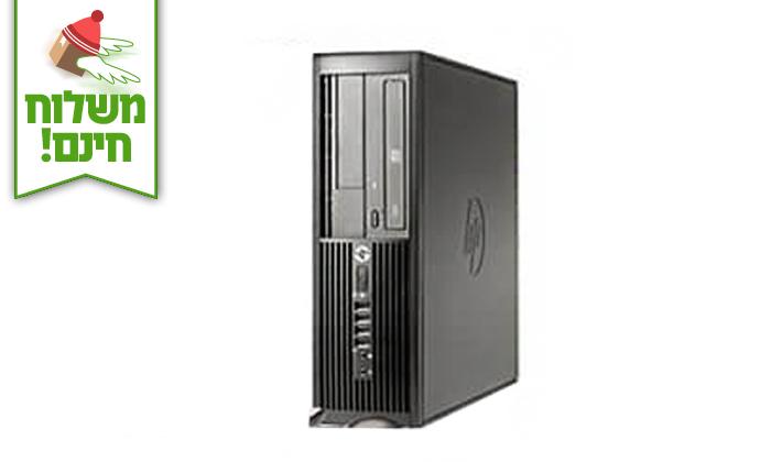 3 מחשב נייח DELL, HP או LENOVO עם מעבד i5 - משלוח חינם!