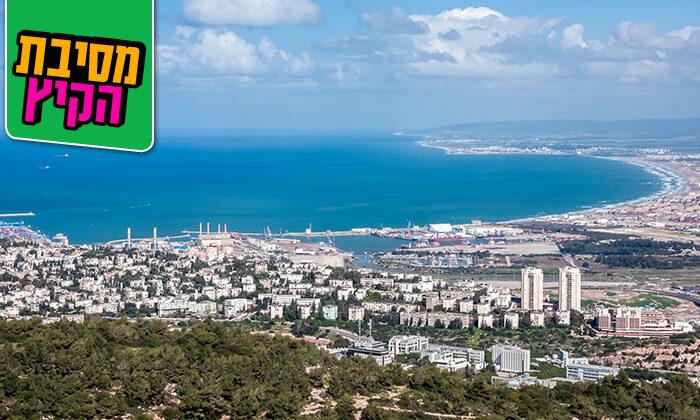 7 'רכבל על הזמן' - שבת מרתקת לכל המשפחה, בחיפה