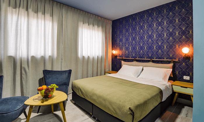 """4 מלון דיאנה חיפה, כולל סופ""""ש"""