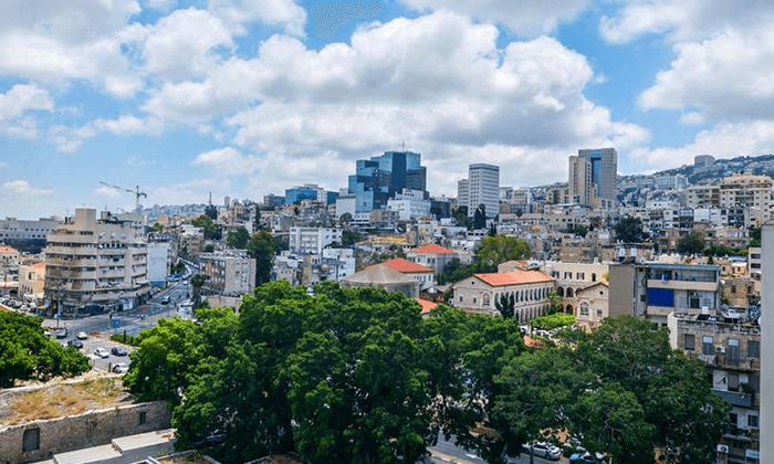 """3 מלון דיאנה חיפה, כולל סופ""""ש"""