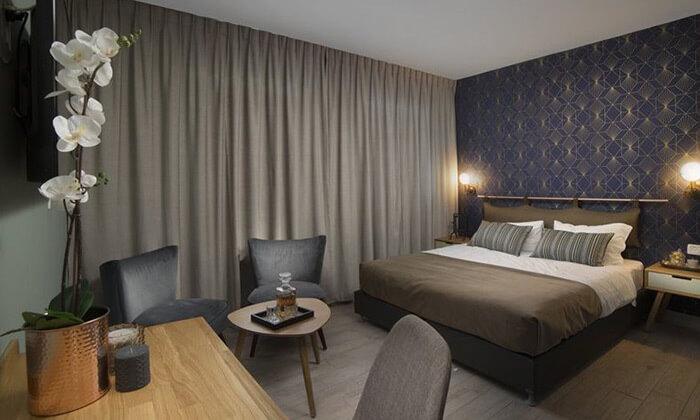 """2 מלון דיאנה חיפה, כולל סופ""""ש"""