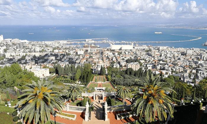 """7 מלון דיאנה חיפה, כולל סופ""""ש"""