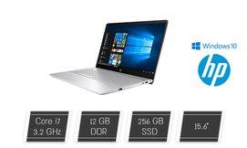 נייד HP עם מסך 15.6 אינץ'
