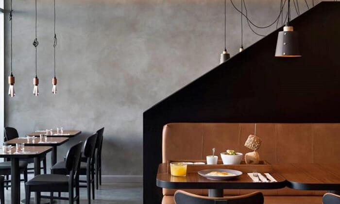 6 ארוחת בוקר בופה לזוג במלון אולטרה Ultra, הירקון תל אביב