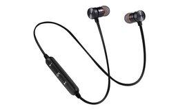אוזניות Bluetooth כפתור