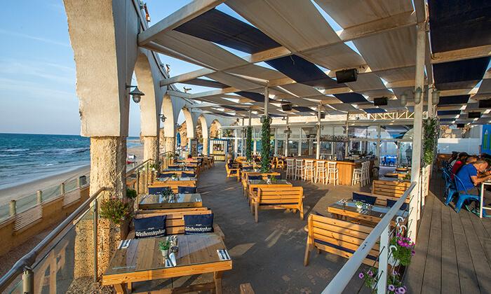 7 ארוחת טעימות יוונית זוגית במסעדת סופלקי הכשרה, נתניה
