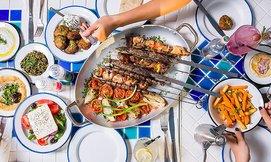 ארוחת טעימות זוגית ב'סופלקי'