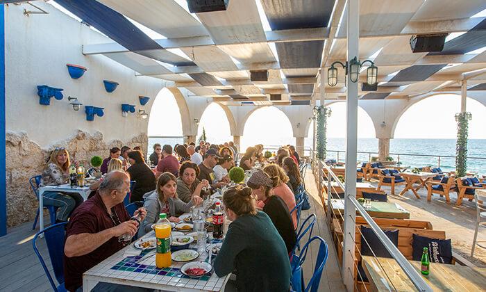 19 ארוחת טעימות יוונית זוגית במסעדת סופלקי הכשרה, נתניה