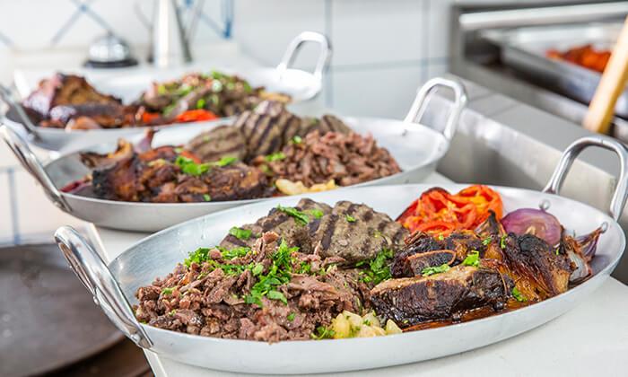 12 מסעדת סופלקי, נתניה - ארוחה זוגית כשרה