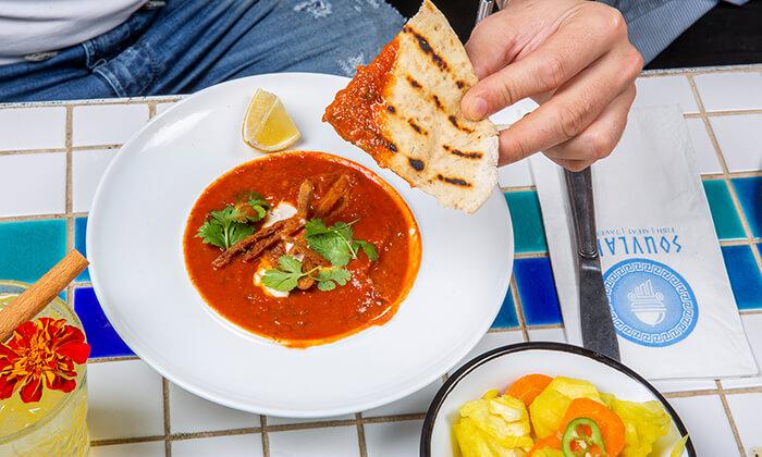 14 מסעדת סופלקי, נתניה - ארוחה זוגית כשרה