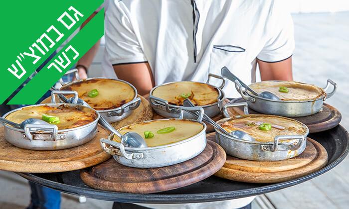 9 מסעדת סופלקי, נתניה - ארוחה זוגית כשרה