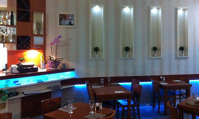 8 ארוחה במסעדת Palamida פלמידה, היצירה רמת גן