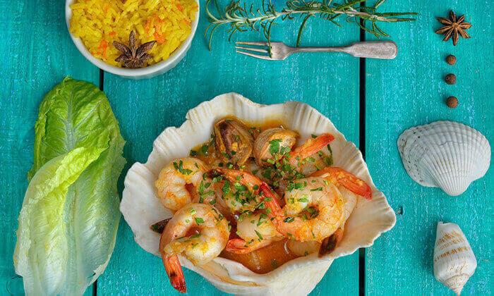 7 ארוחה במסעדת Palamida פלמידה, היצירה רמת גן