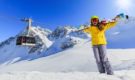 חופשת סקי ב-Tignes צרפת בחנוכה
