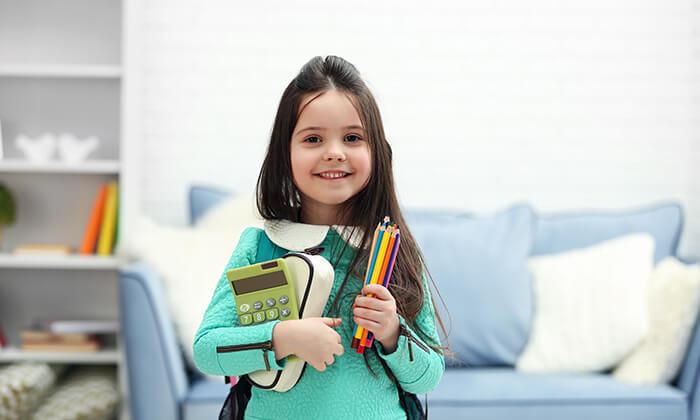 2 קורס מוכנות לכיתה א'עם 'מרכז חיוך', פתח תקווה