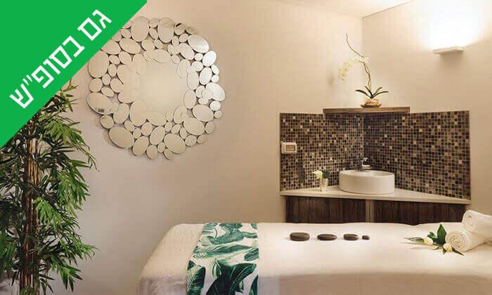 5 יום כיף בספא סיטי טאוור - מלון לאונרדו, תל אביב