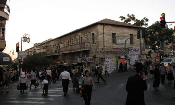 5 סיור בשכונות החרדיות בירושלים