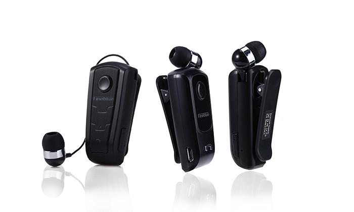 אוזניית Bluetooth אלחוטית - Fineblue