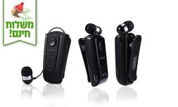 אוזניית Bluetooth אלחוטית