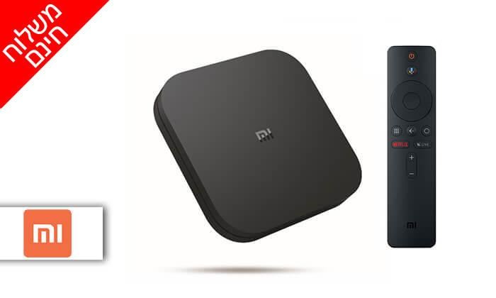 2 סטרימר XIAOMI ברזולוציית4K ULTRA HD - משלוח חינם!